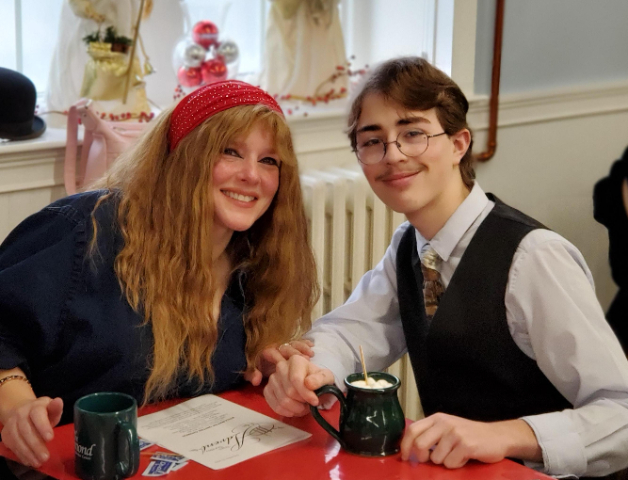 Jenine and Jonathan